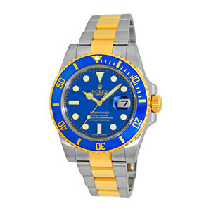 $7,500.00 Loan On Rolex Two Tone Submariner