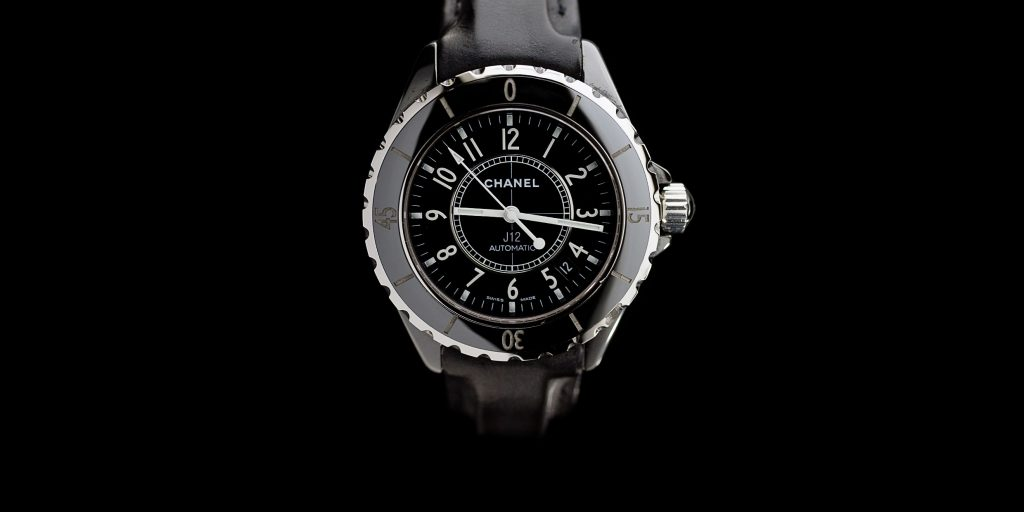 Capetown Capital Lenders loaned $1,000 for this Chanel watch.