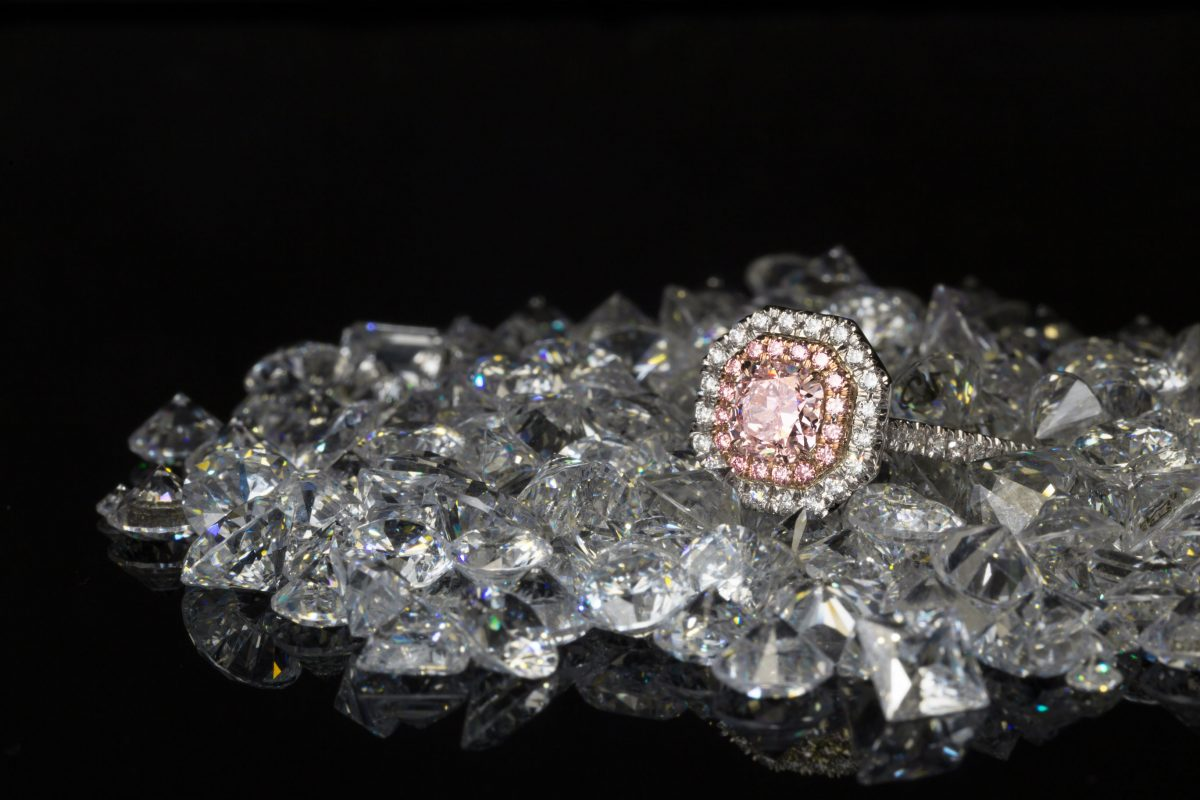 Get a Jewelry Equity Loan on Your Pink Diamond