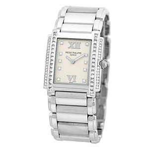$13,000.00 Loan On Patek Philippe Diamond Twenty-4