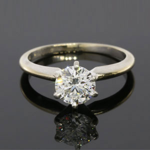 $6,500.00 Loan On IF Diamond Ring