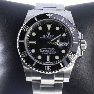 $5,500.00 Loan On Rolex Submariner