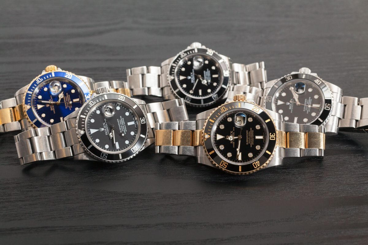 Using a Rolex for a Jewelry Equity Loan